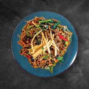 Korean Rice & Noodles